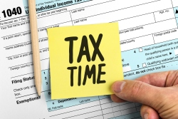 Houston income tax preparation